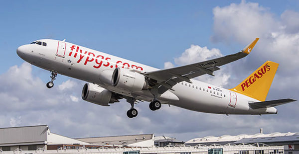 Pegasus Hava Yolları Basın Açıklaması