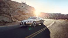 BMW Concept i4 Oyunun Kurallarını Yeniden Yazacak