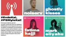 PSM Online Konserler Serisi Başlıyor