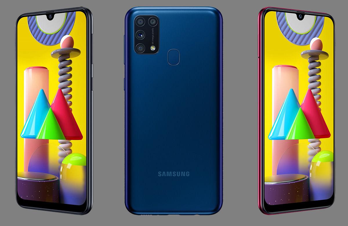 Samsung'un yeni akıllı telefonu Galaxy M31 satışa çıktı!