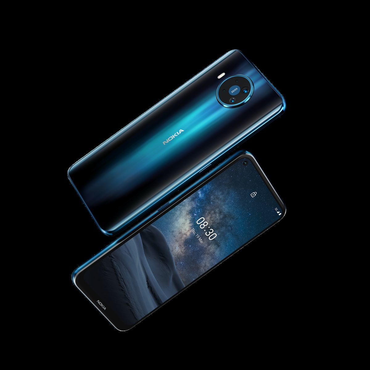 Yeni 5G'li Nokia 8.3 ile 4 Yeni Nokia Telefon Tanıtıldı
