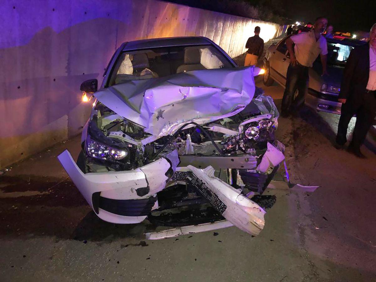 134 promil alkol ve 186 kilometre hız ile çarptığı araçtaki 3 kişiyi öldüren şahıs serbest