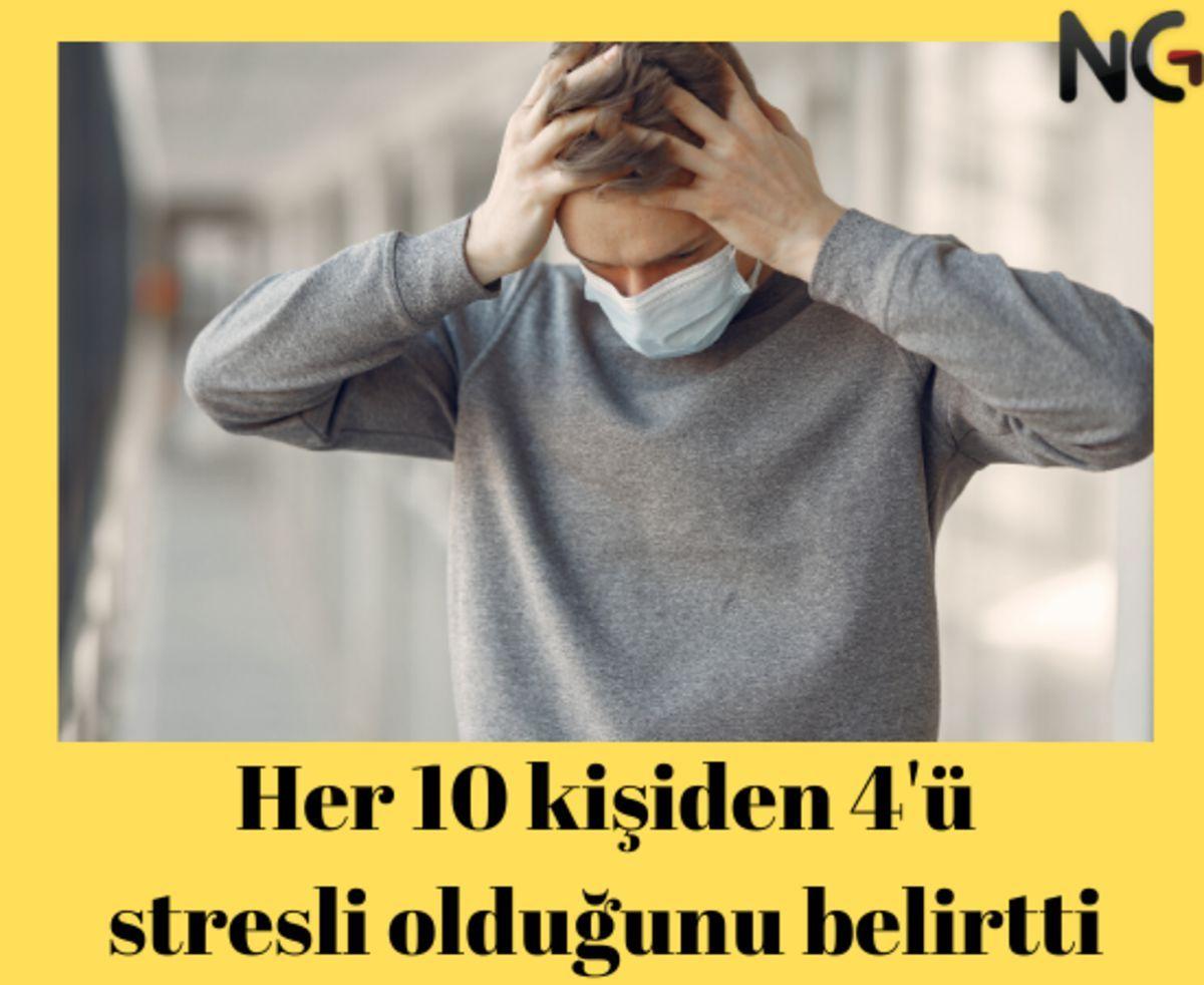 """Çağımızın Hastalığı """"Stres"""" (Kamuoyu Araştırması)"""