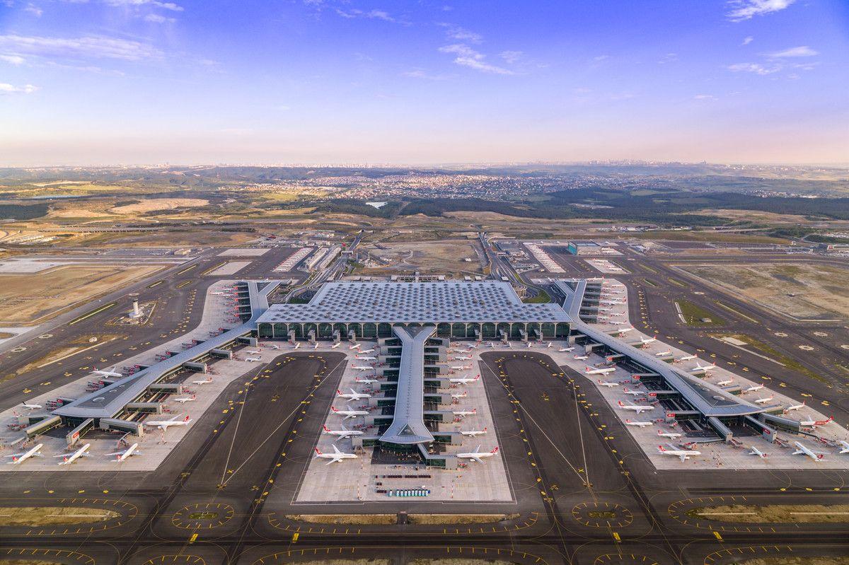 İstanbul Havalimanı, dünyada ilk oldu!..
