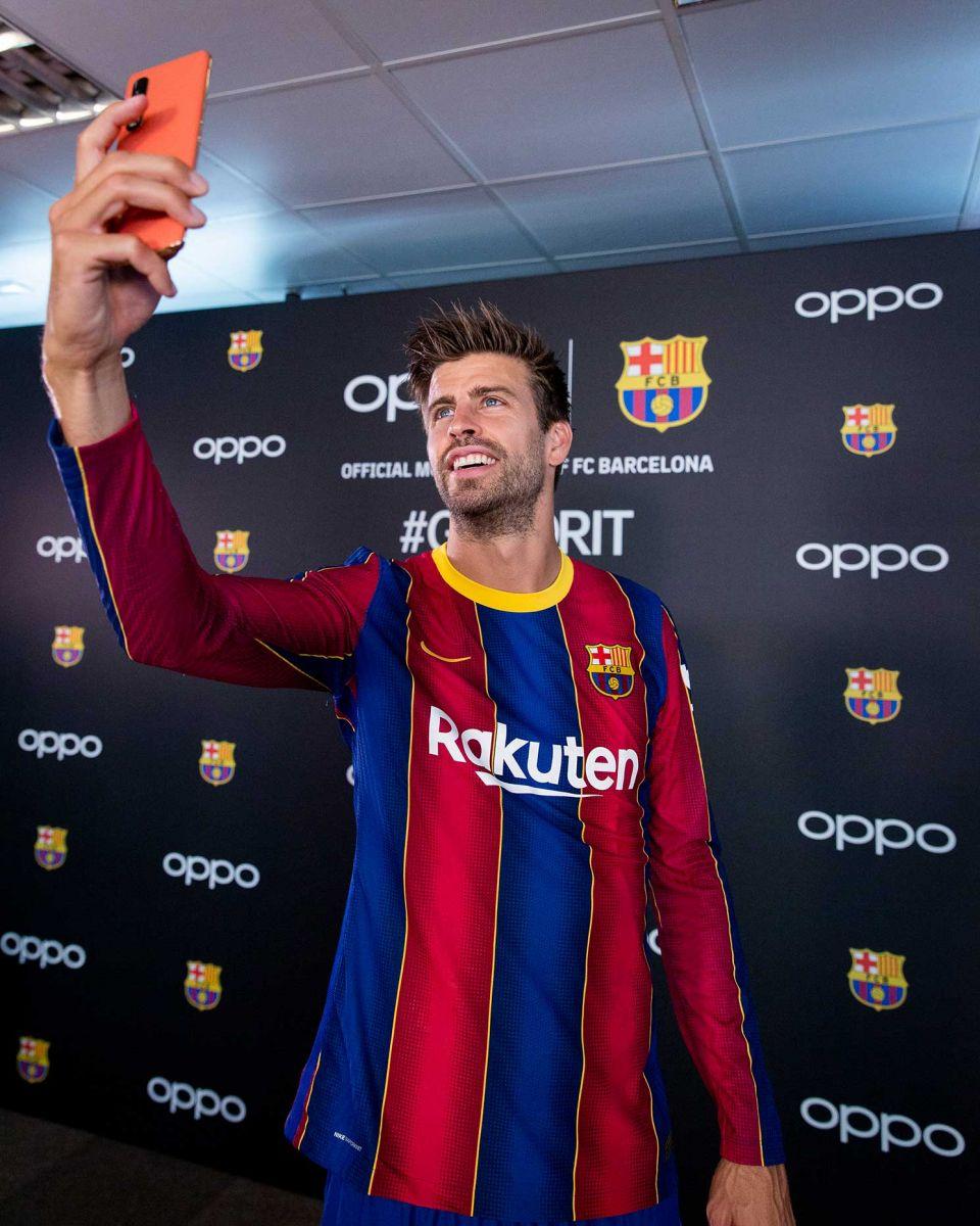 OPPO Barcelona Futbol Kulübü İçin Sosyal İçerik Serisi Başlattı