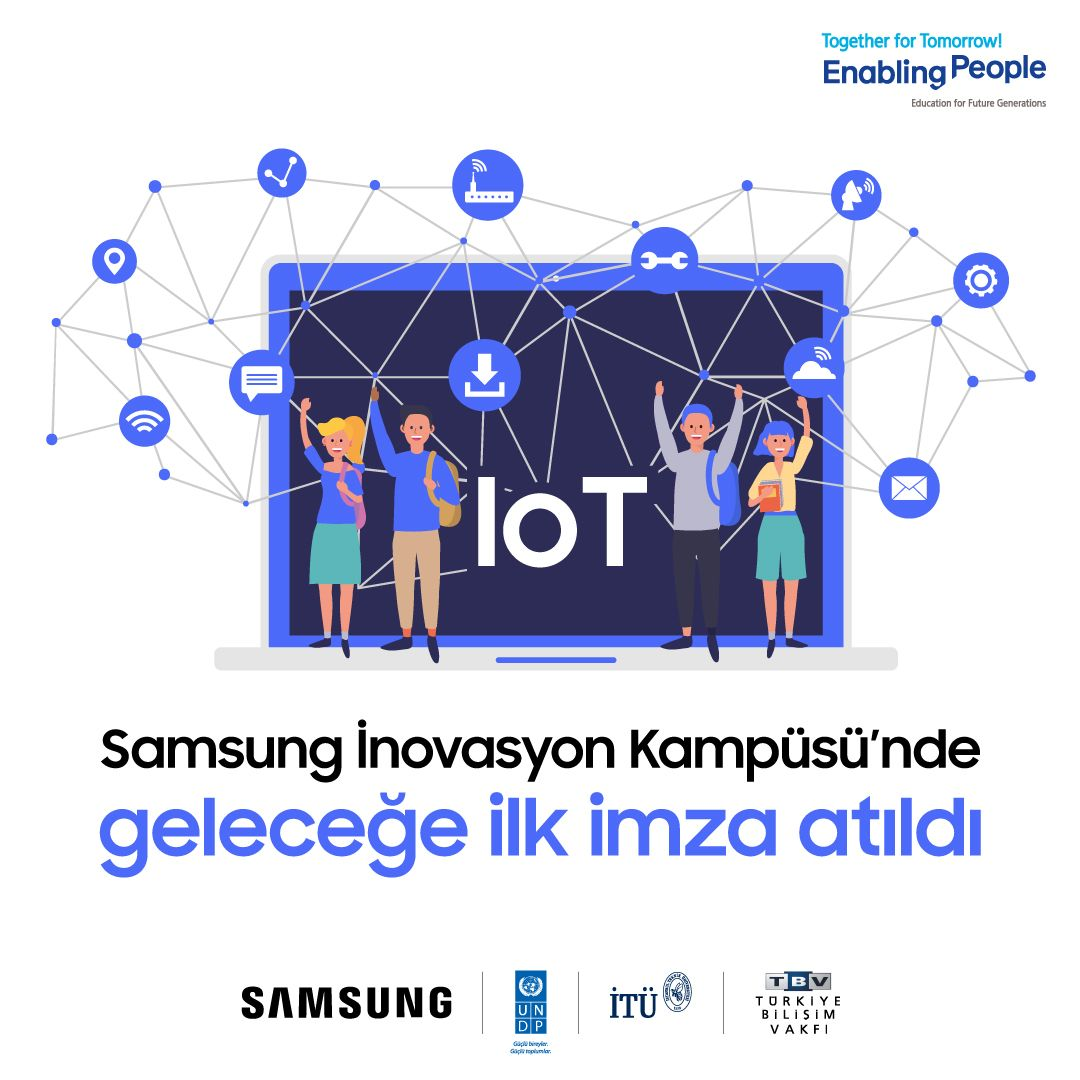 Samsung İnovasyon Kampüsü eğitim programının ilk dönem kazananları belli oldu!