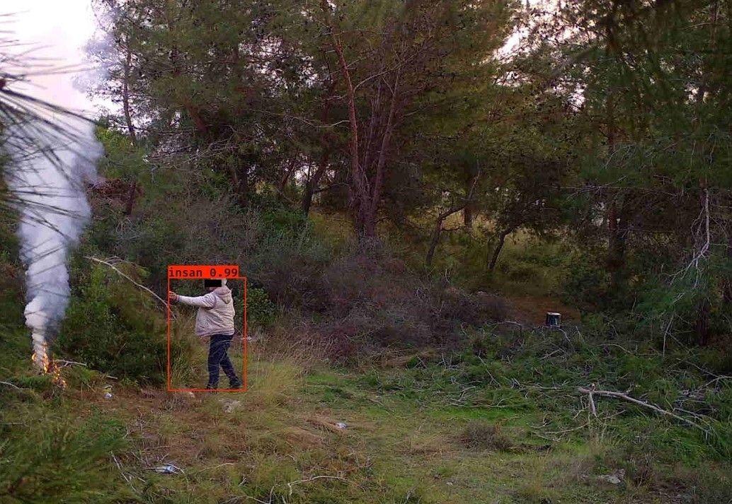 3 Bin Fotokapan Ormanlarımızı Koruyor