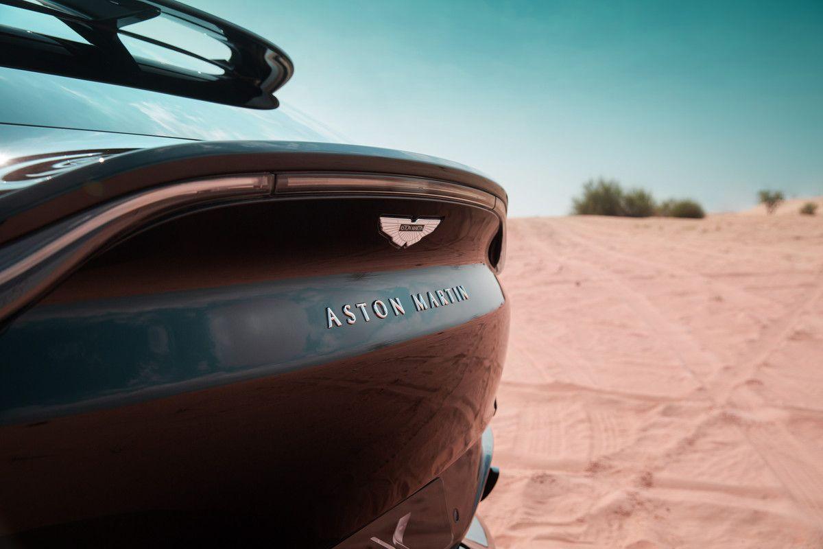 """Aston Martin tarihinin ilk SUV aracı """"DBX"""" Türkiye'de"""