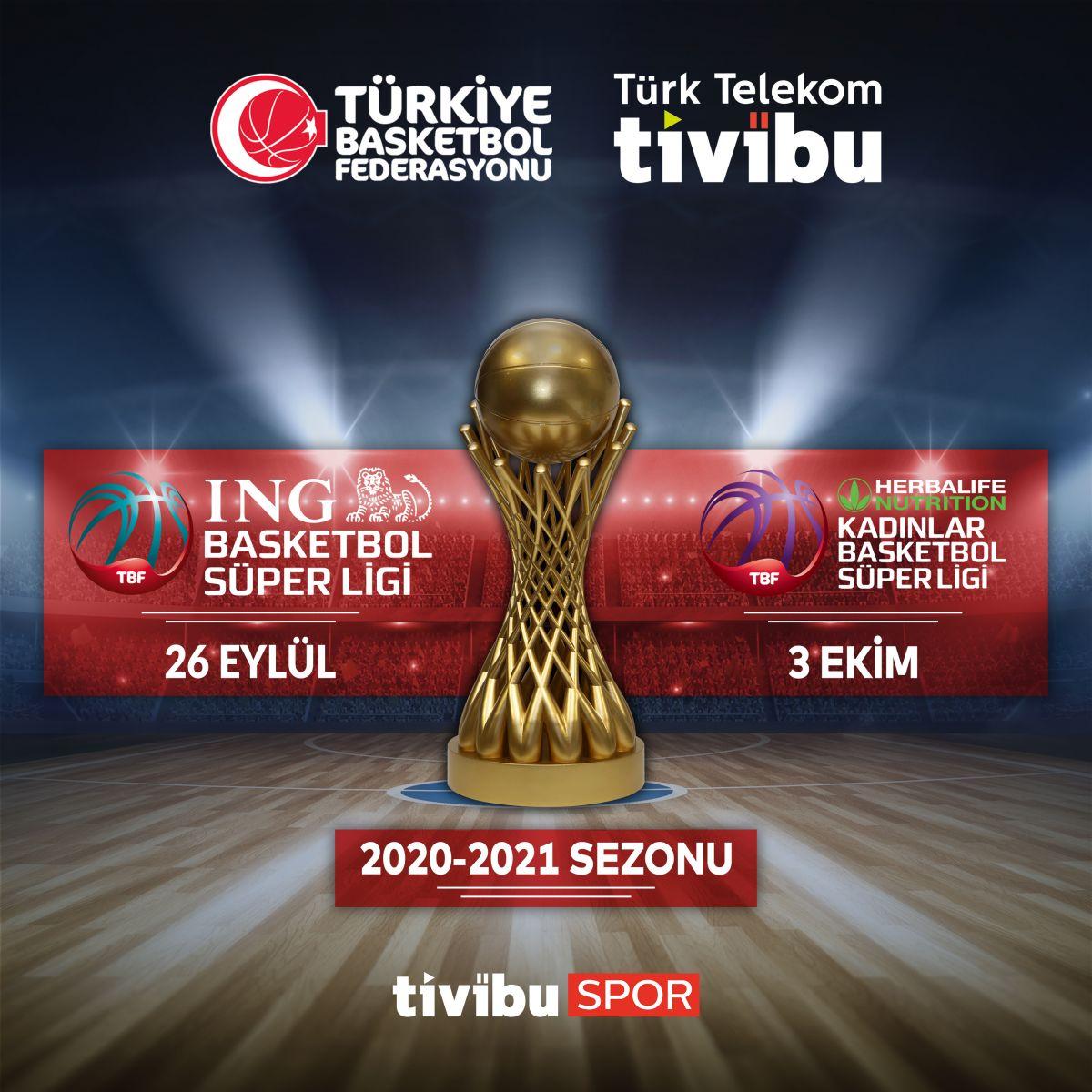 Basketbolun kalbi Tivibu'da atmaya devam edecek