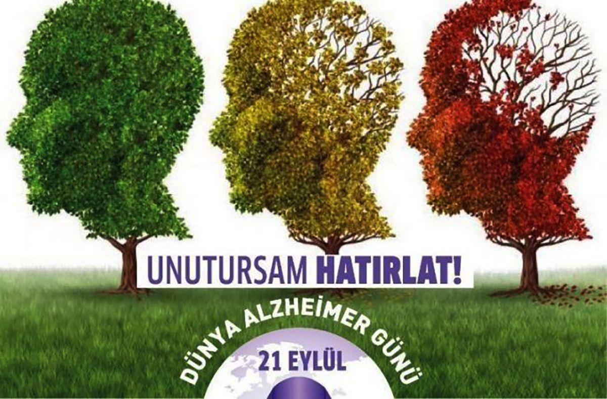 Bugün Dünya Alzheimer Farkındalık Günü