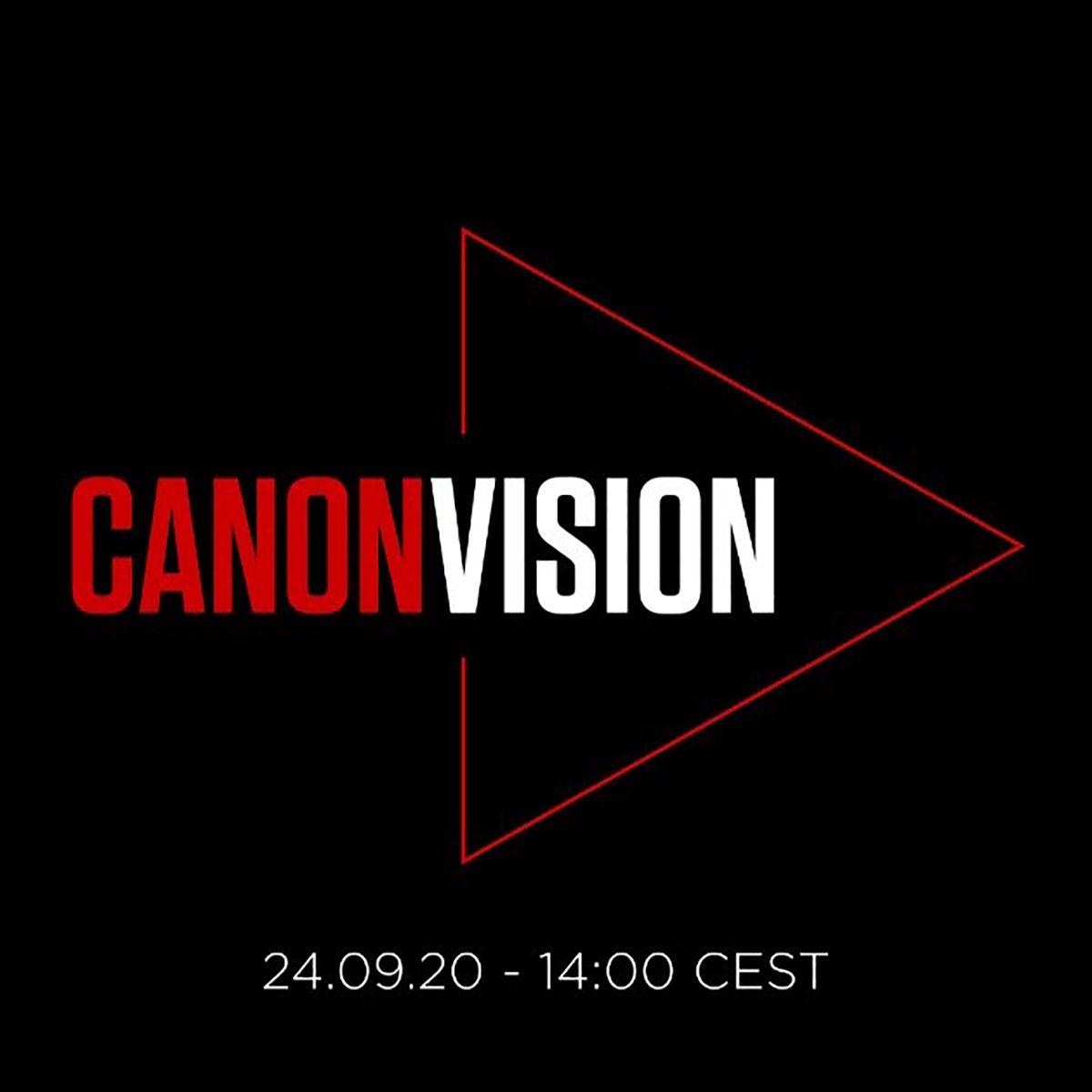 """Canon'un Yeni Sinema Kamerası """"Canon Vision""""da Görücüye Çıkıyor"""