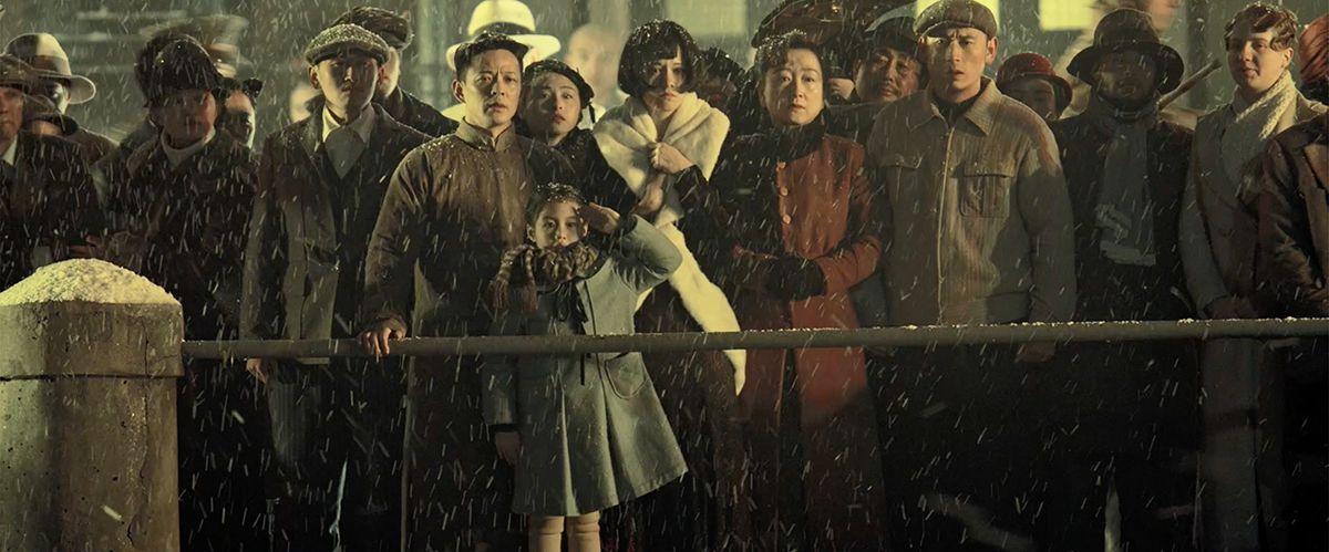 Çin Sineması'nın En Yüksek Bütçeli Filmi Sekiz Yüz Gösterime Girdi
