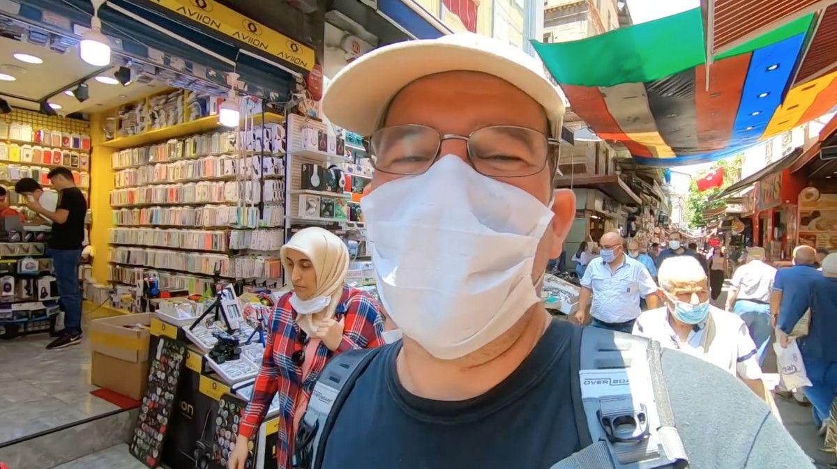 İngiliz Çiftin Dünya Turuna Önce Pandemi Sonra da Türkiye Aşkı Damga Vurdu