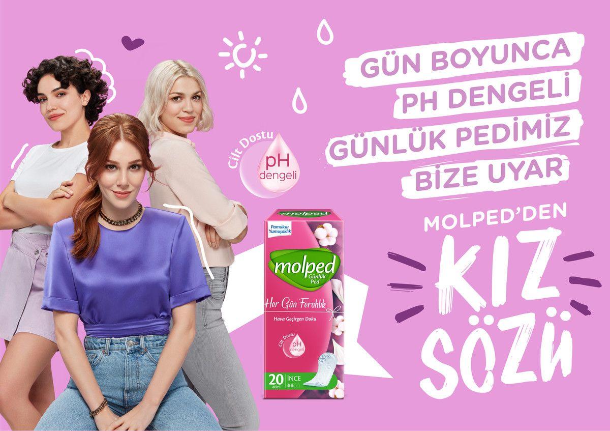 Molped'in yeni marka yüzü Elçin Sangu oldu
