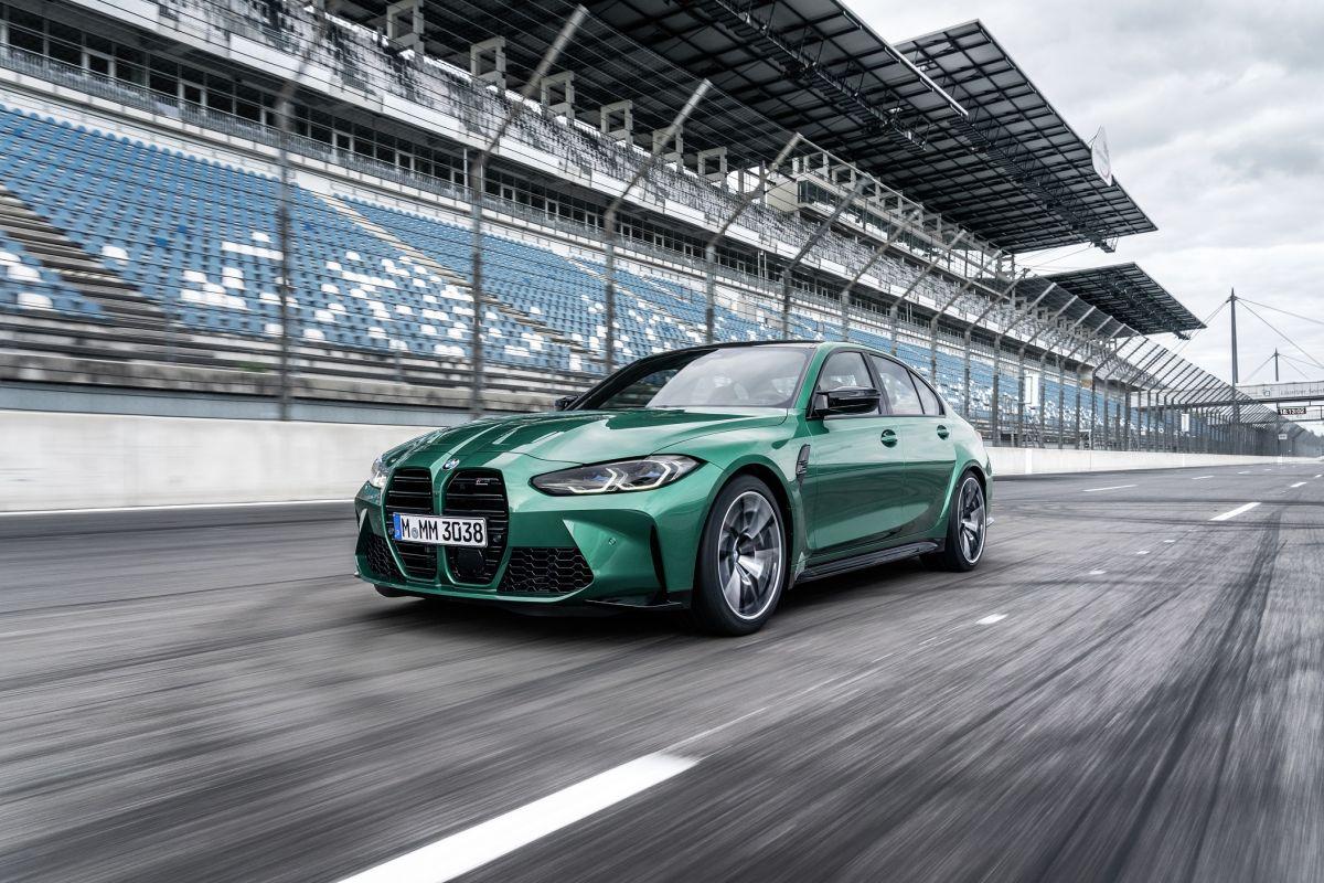 Yeni BMW M3 Sedan ve Yeni BMW M4 Coupe Yenilendi