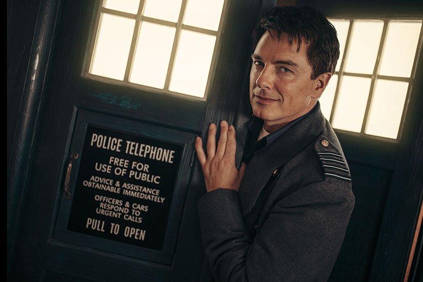 Doctor Who Evreninin İkonik Karakteri Kaptan Jack Geri Döndü