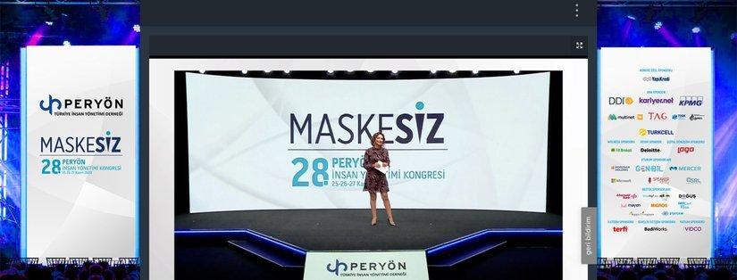 Geleceğin Maskesi 3000'e yakın katılımcı ile indi