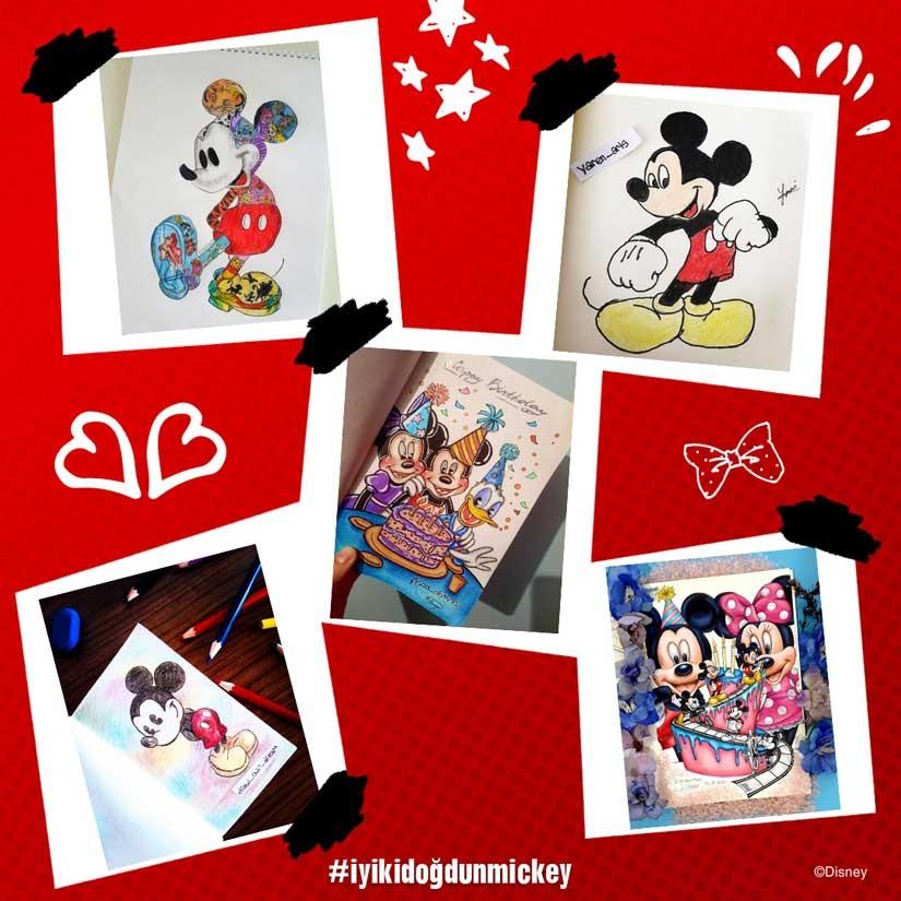 İyi ki Doğdun Mickey!..