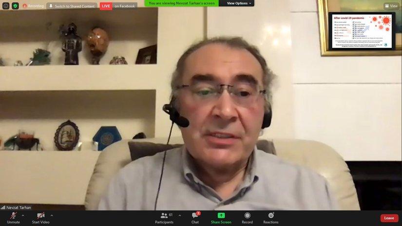 """Prof.Dr. Nevzat Tarhan """"Pandemi sonrası yalnızlık patlaması yaşanacak"""""""