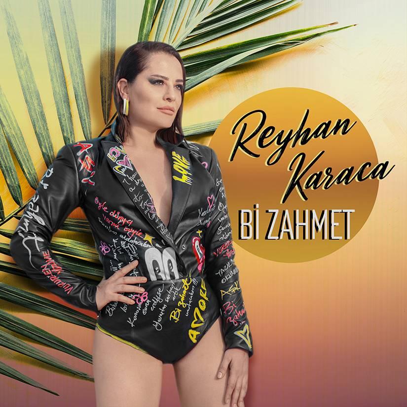 Reyhan Karaca'dan Yeni Şarkıya Yeni İmaj