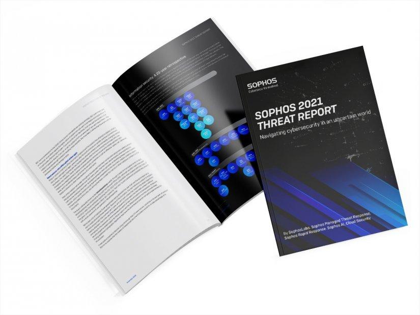 Sophos 2021 Tehdit Raporu Önümüzdeki Yılın Siber Saldırı Eğilimlerine Işık Tutuyor