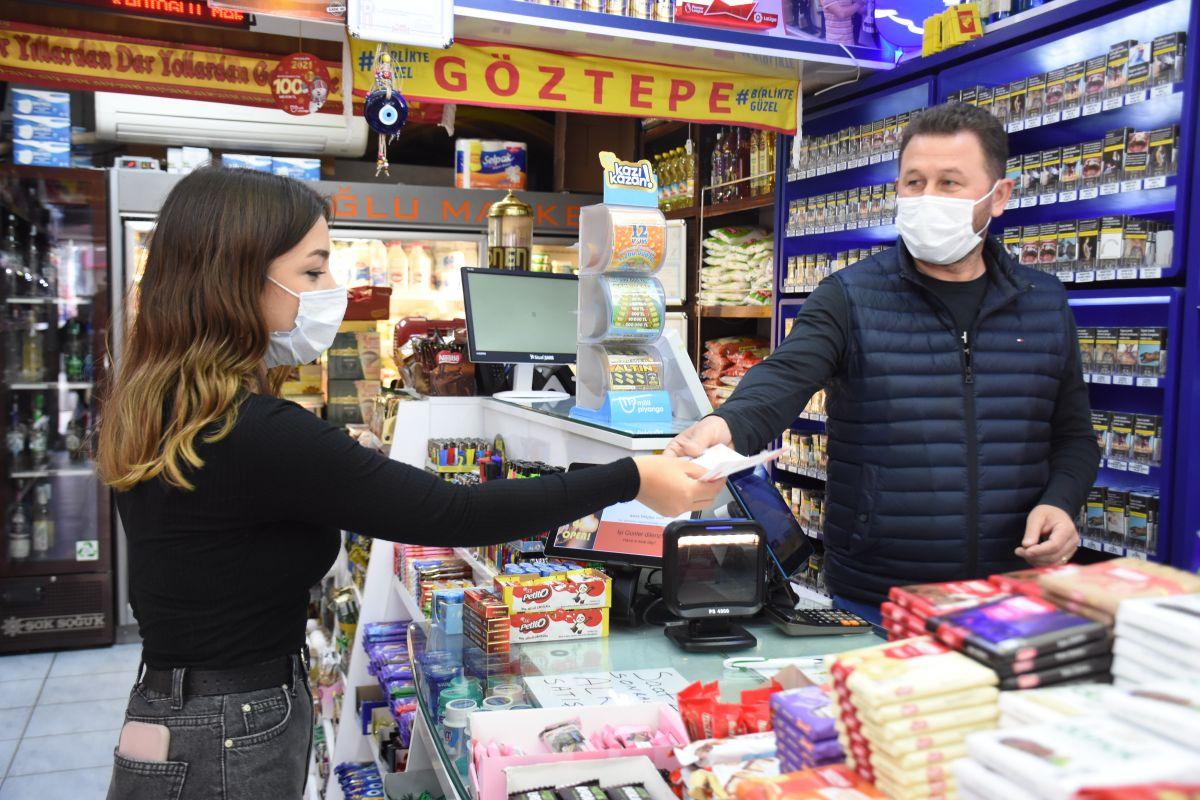 Süper Loto'da şans İzmir, Konak'a güldü