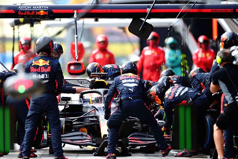 Tarihe Geçen Yarış! Formula 1 Tarihi Lewis Hamilton ile DHL Türkiye GP'de Değişti!