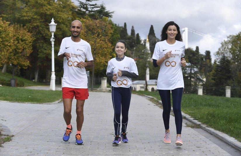 """TikTok, İBB Spor Kulübü ve Spor İstanbul """"Sürdürülebilir Kalkınma Amaçları Farkındalığı"""" için bir araya geldi"""