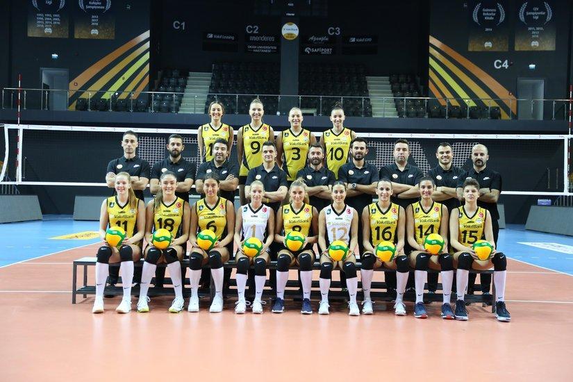 VakıfBank, Şampiyonlar Ligi Maçlarına Bulgaristan ile Başlıyor