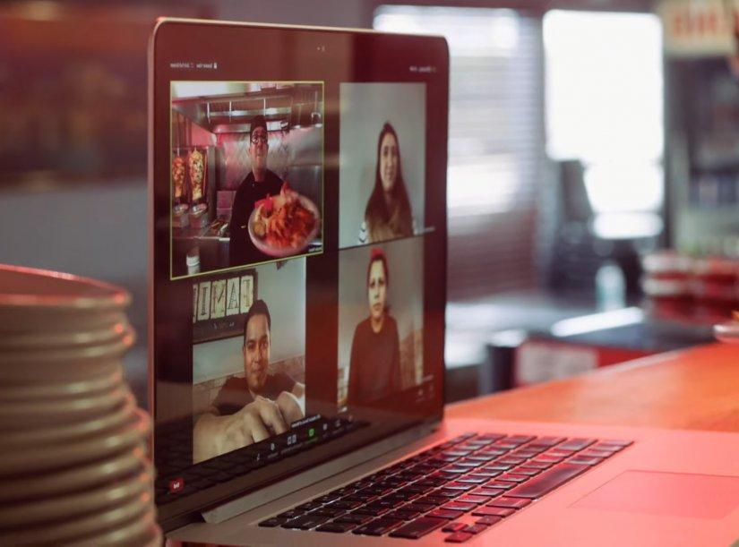2020'nin yıldızı olan Zoom, 2021'i özel bir videoyla kutladı