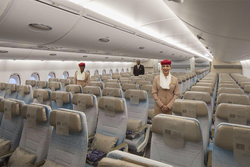 Emirates, Premium Ekonomi ile A380 Deneyiminde Çıtayı Daha da Yükseltti!