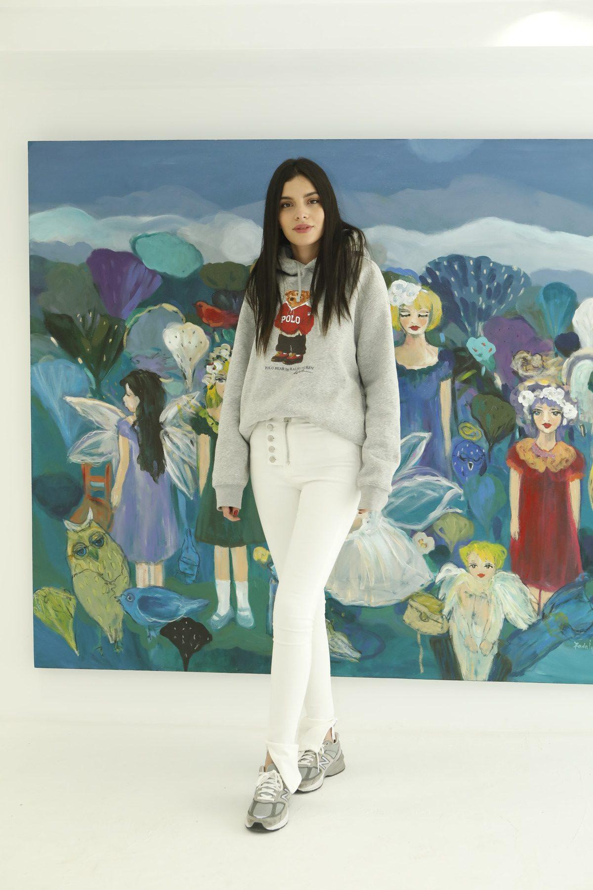 """""""Giyilebilir Sanat"""" sergisi ilk kez Ankara'da!"""