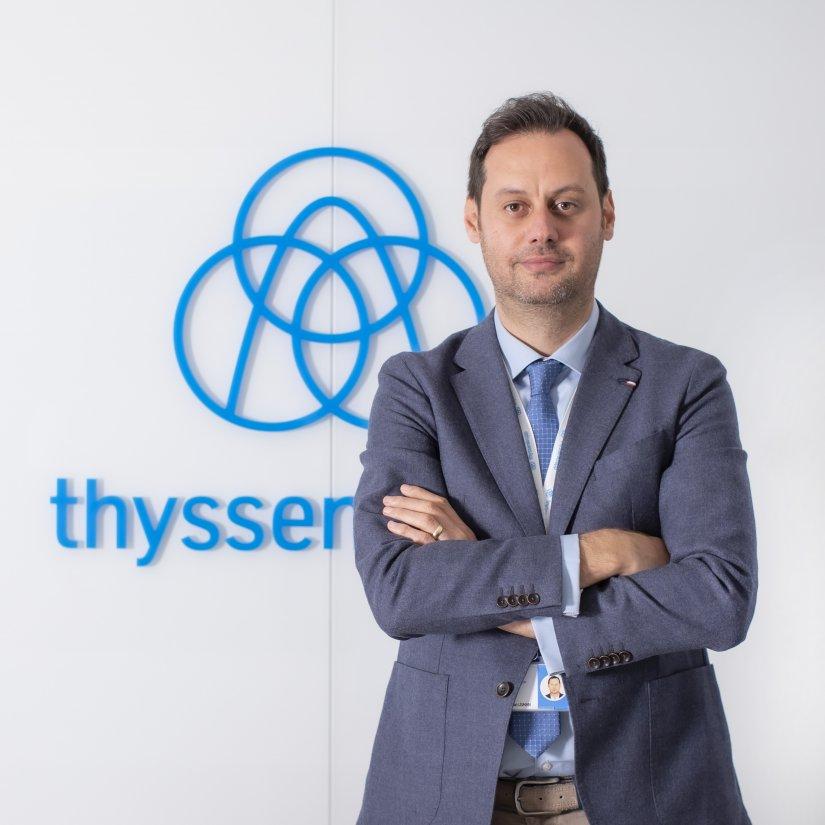 thyssenkrupp Industrial Solutions'dan Türkiye'ye yeni yatırım