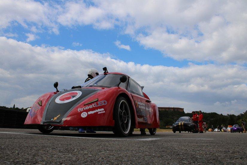 EFFICIENCY CHALLENGE Elektrikli Araç Yarış Başvuruları Devam Ediyor