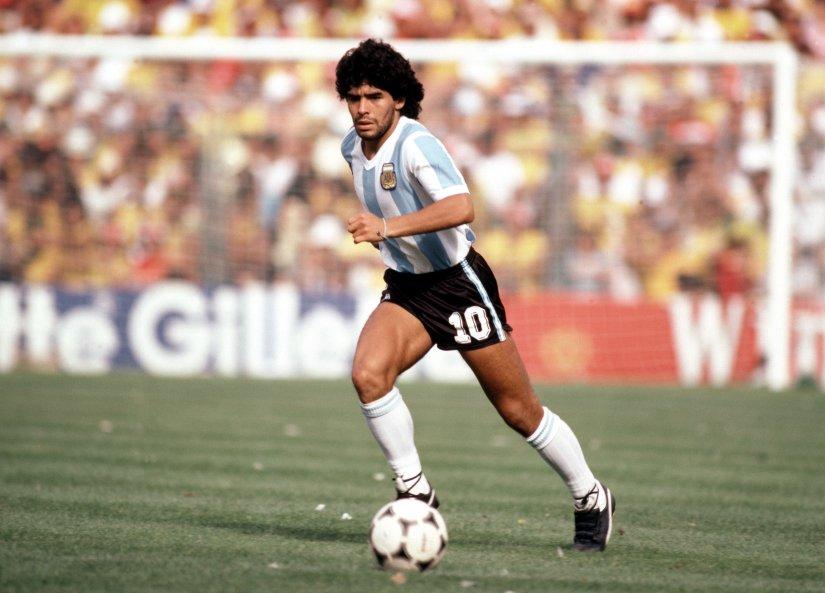 Maradona'nın ölüm sırrı DMAX'te!