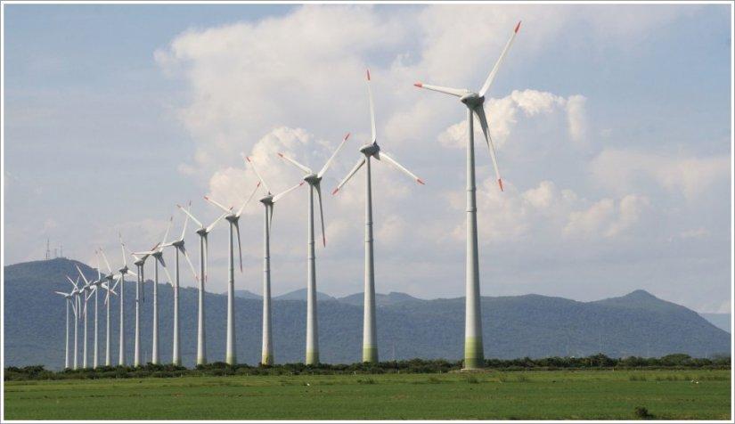 Rüzgar enerjisi Türkiye de hızla büyüyor
