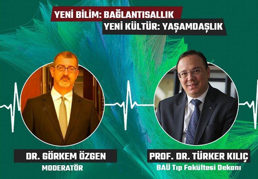 """Prof. Dr. Türker Kılıç """"Yaşamın var olmak için insanoğluna ihtiyacı yok"""""""