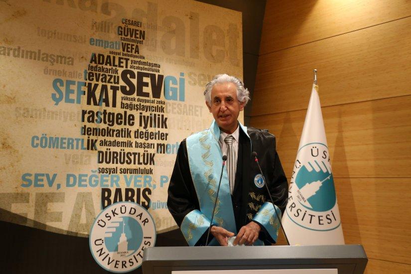 Merhum Prof. Dr. Cemil Taşcıoğlu'na ödül
