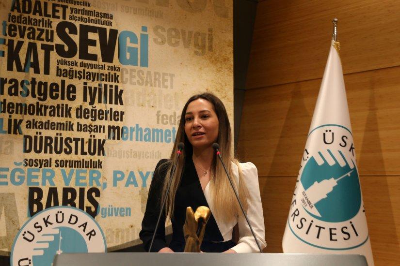 Haluk Levent ve AHBAP'a, Yüksek İnsani Değerler Ödülü…
