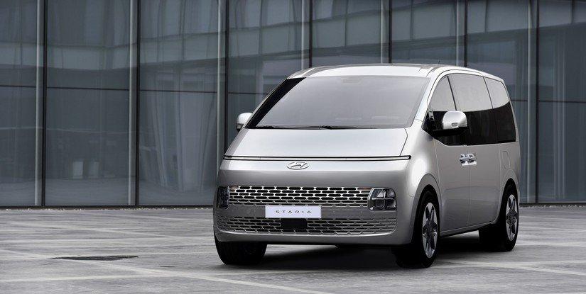 Hyundai Yeni MPV'si STARIA'nın Tasarım Detaylarını Paylaştı