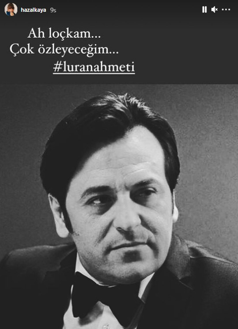 Makedonyalı Ünlü Oyuncu Luran Ahmeti corona virüse yenildi! Luran Ahmeti kimdir?