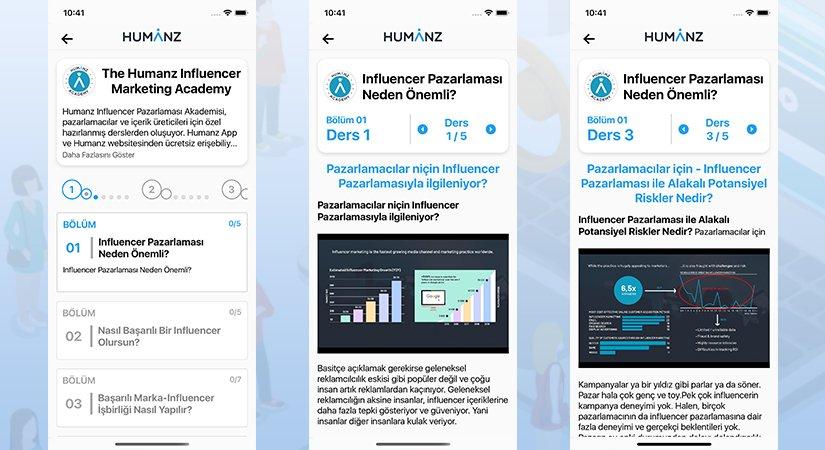 Türkiye'nin ilk influencer pazarlama akademisi açıldı