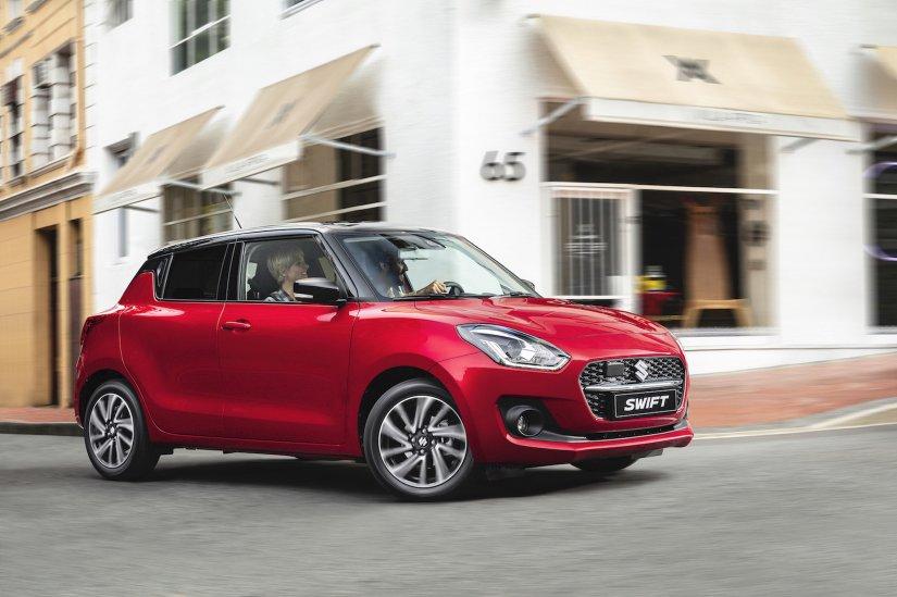 Suzuki'den Swift Hibrit'e Yeni Kampanya!