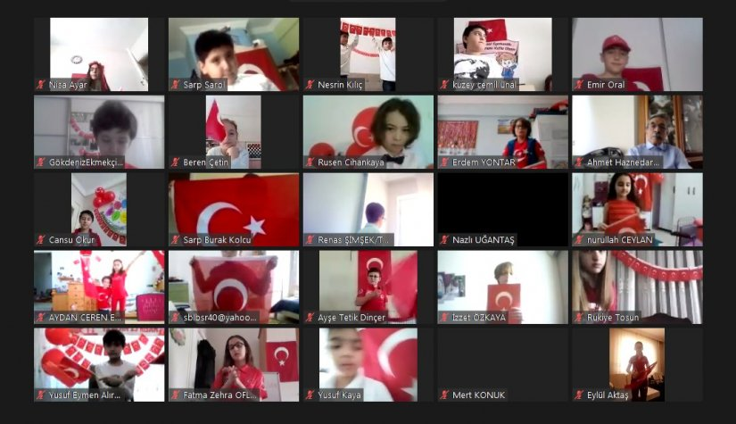 """Türkiye Satranç Federasyonu'ndan, """"23 Nisan Buluşması"""""""