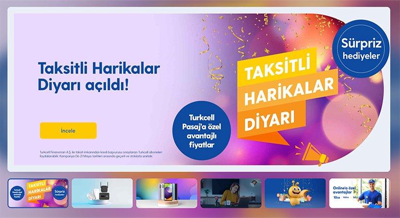 Turkcell Pasaj'dan bayram fırsatları