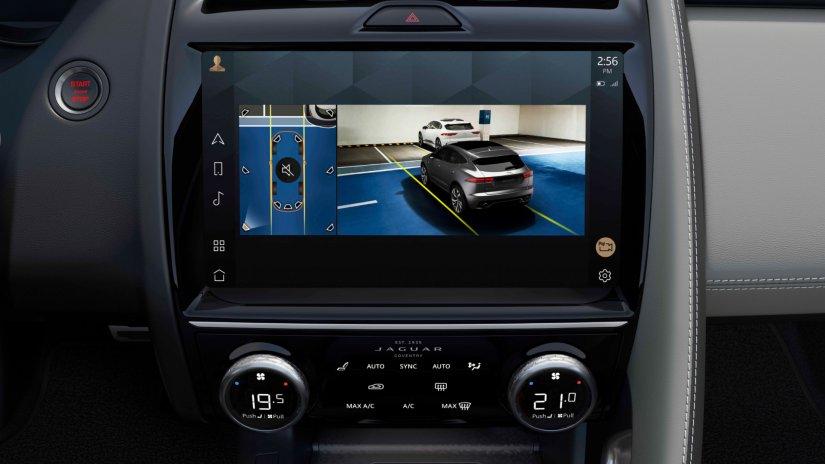 Yeni Motor Seçeneği ve Göz Alıcı Tasarım Detaylarıyla Yeni Jaguar E-PACE Türkiye'de