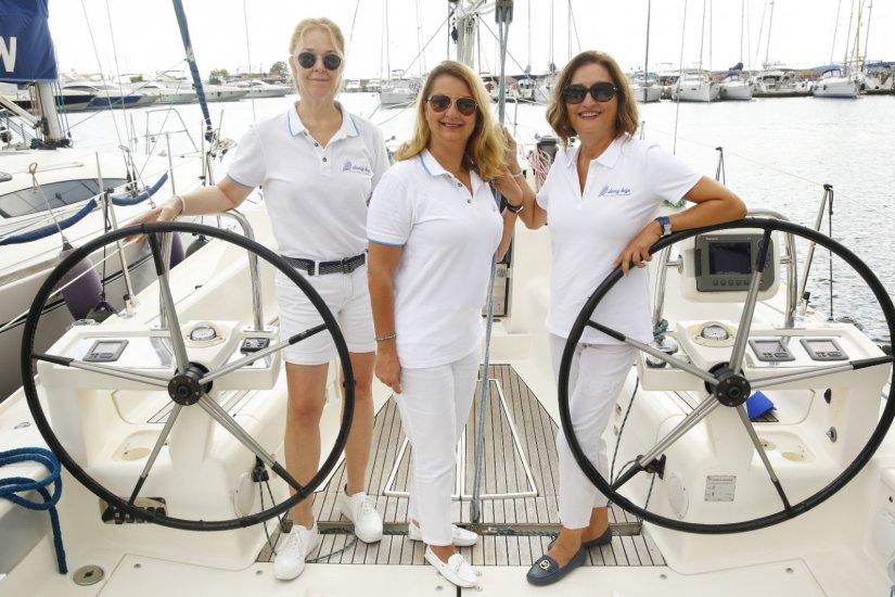 6. Deniz Kızı Kadın Yelken Kupası 4 Eylül 2021'de kadın yelkencileri buluşturacak