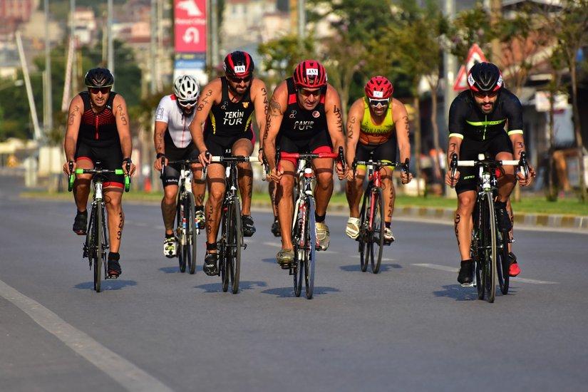 Balıkesir Triatlon Türkiye Kupası Yapıldı