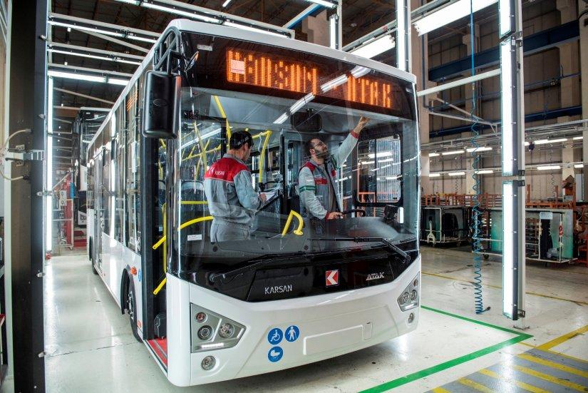Karsan, Renault Megane Sedan Üretimi Kapsamında 800 İlave Çalışan İstihdam Etmeyi Planlıyor!