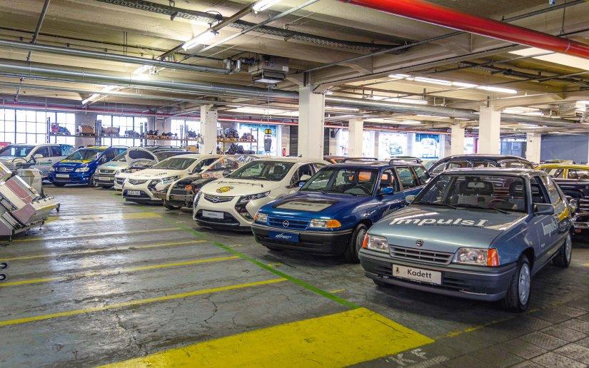 Klasik Modellerin Sergilendiği Opel Müzesi Artık Online Ziyaret Edilebiliyor
